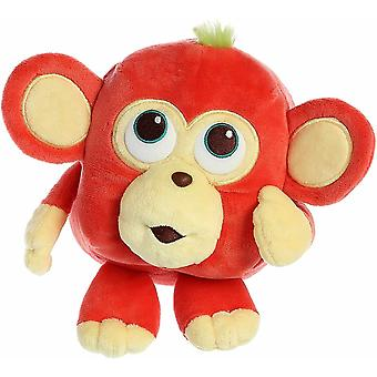 Aurora Cuby Zoo Marvin Stuffed Animal Cubic Plush Monkey Toy