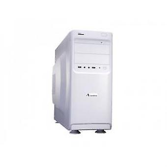 *ADJ 200-00009 White Midi-Tower [ATX, 580W, 5.25x11 3.5x9, PCIx7, 20+4PIN, 4(+4)PIN, 120MM]