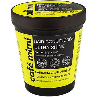 Cafe Mimi Ultra Shine Hair Balm for Dry and Dull Hair 220 ml