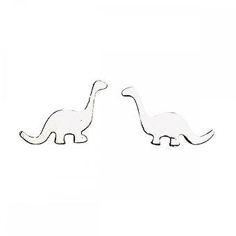 بدايات الجنيه الاسترليني الفضة A967 ديناصور مسمار الأقراط