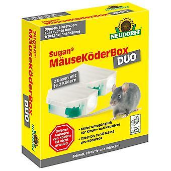 نيودورف سوغان® MiceKöderBox DUO، قطعتين