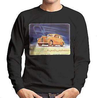 Austin For Sparkling Performance British Motor Heritage Men's Sweatshirt