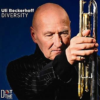 Diversity [CD] USA import