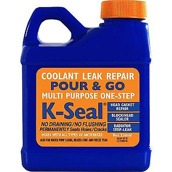 Kseal radiator coolant leak repair 236ml