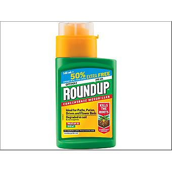Roundup Roundup Optima Weedkiller 140ml+50%
