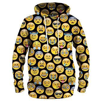 Mr. Gugu Miss Go Emoji hoodie
