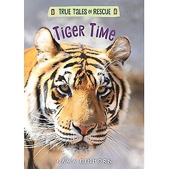 Tiger Time - Prawdziwe opowieści o ratowaniu