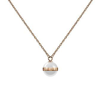 Daniel Wellington DW00400157 Aspiration Rose Gold Tone Necklace