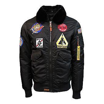 Top Gun CW45 Eagle II Jacket Black