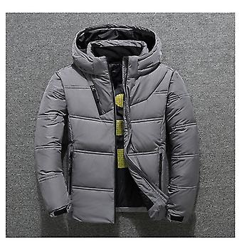 Winter Jacket Men Quality Thermal Thick Coat Snow Parka Male Warm Outwear