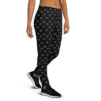 Womens Joggers With Stars