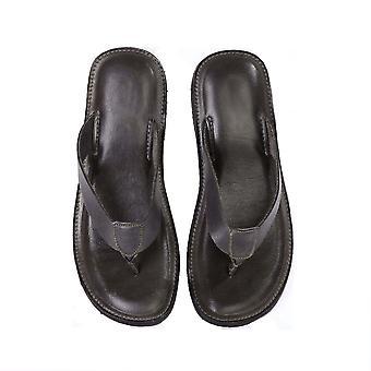 Fadcloset Clifton Flip Flop Thong Lederen Sandaal
