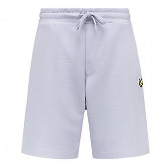Lyle & Scott Cotton Jersey Shorts Blanco ML414VTR