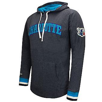 Mitchell & Ness Lightweight Charlotte Hornets Hoodie Team Sweatshirt CHOBKHT1