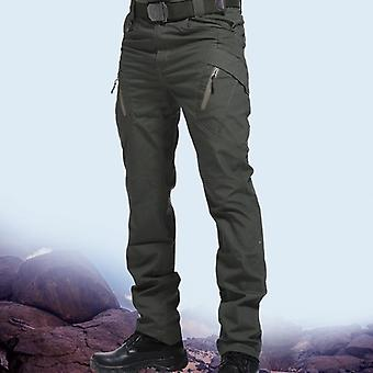 City Military Men Swat Combat Army Trousers Many Pocket Pants