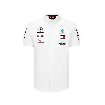 Mercedes AMG Petronas Mercedes Amg Petronas Motorsport F1™ Herren Team Shirt Weiß 2020