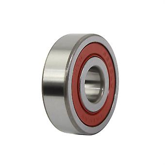 NTN Double Rubber Sealed Bearing - 6200DDU