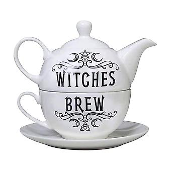 Alchemy Witches Brew Hex Tea for One Set