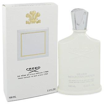 Silver mountain water eau de parfum spray by creed 550226 100 ml