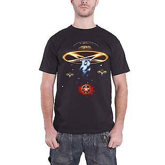 Miltbrann T Skjorte Anthems Smokin Band Logo Offisiell Mens Black