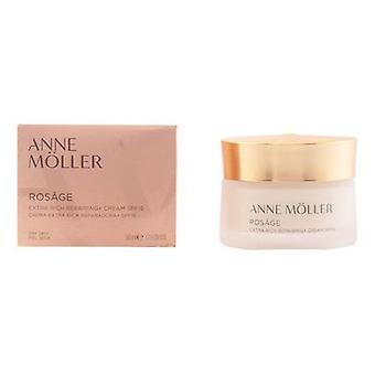 Dag-tijd Anti-aging Cream Rosage Extra-rich Repairing Anne M ller/50 ml