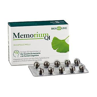Memorium IQ 30 capsules