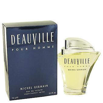 Deauville Eau De Toilette Spray By Michel Germain 2.5 oz Eau De Toilette Spray