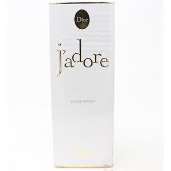 J'adore by Dior Eau De Parfum 3.4oz/100ml Spray New With Box