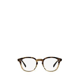 Oliver Peoples OV5454U canarywood gradient unisex eyeglasses