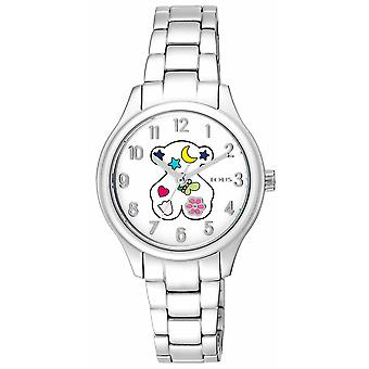Tous watches nit watch for Analog Quartz Child with stainless steel bracelet 900350215