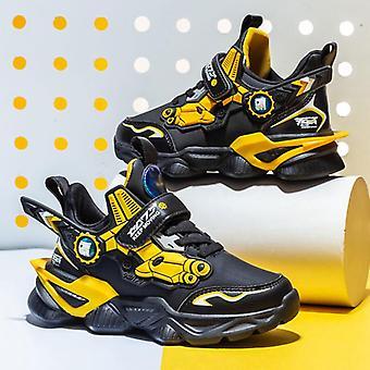 أحذية الأطفال عارضة، فور سيزونز، أحذية رياضية كيد، تنفس، شبكة لينة الوحيد