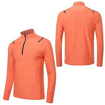 Camisas largas para ejercicios de gimnasio deportivo y camisetas de entrenamiento de montañeros al aire libre