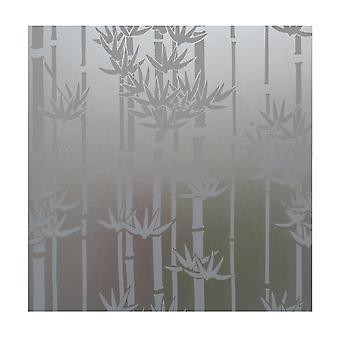 PVC Frosted Window Glass Sticker with Adhesive 45cm Width