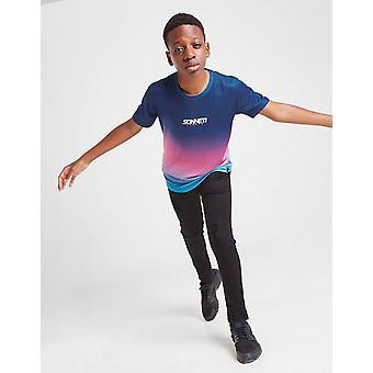 New Sonneti Boys' Dip Ombre T-Shirt Blue