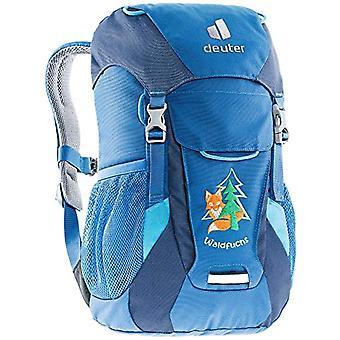 Deuter, unisex backpack for children with forest fox, Unisex - Kids, Children's Backpack, 3610221, Bay-Midnight., 10 l