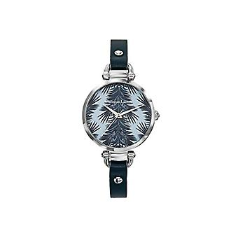 Christian Lacroix Analog Quartz Watch Woman with LEATHER STRAP CLWE64