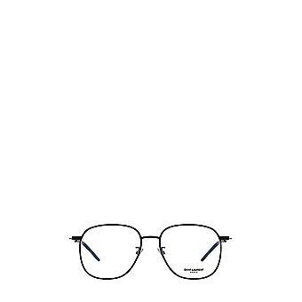Saint Laurent SL 412 black unisex eyeglasses