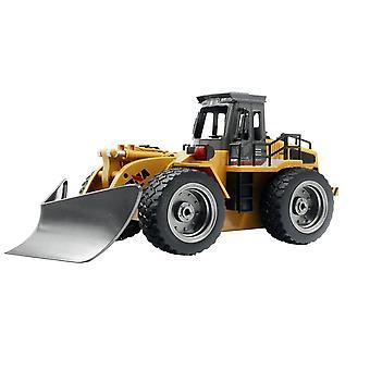 Rc Bulldozer, Fjernkontroll Lastebil, Hobby Engineering Kjøretøy Maskin På