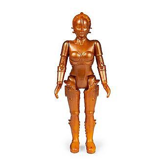 Metropolis ReAction Action Figure Maria (Gold) 10 cm