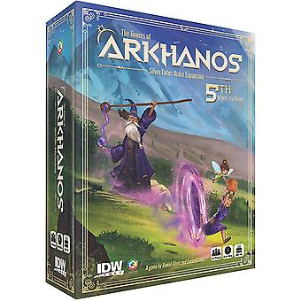 The Towers of Arkhanos: Silver Lotus Order Expansion Board Game