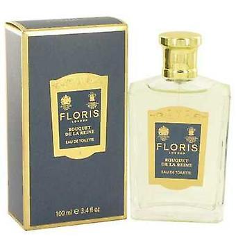 Floris Bouquet de la Reine av Floris Eau de Toilette Spray 3,4 oz (damer) V728-518162
