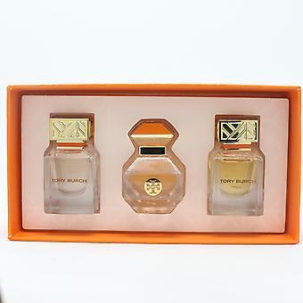 Tory Burch 3 st Mini Presentset / Nytt med låda
