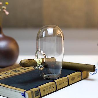 Luova ashtray lasi persoonallisuus trendi olohuone muoti sisustus