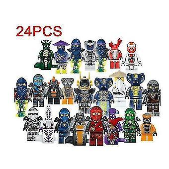 Ninjago Mini Cifre Set de 24buc