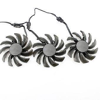Cooling fan for gigabyte aorus gtx  gaming video card cooler fan