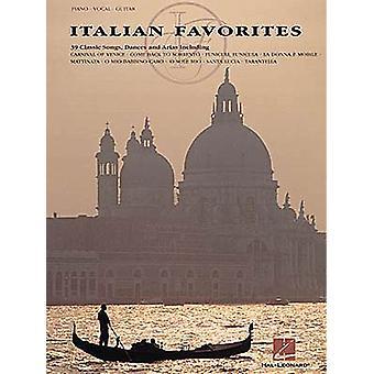 Favoritos italianos