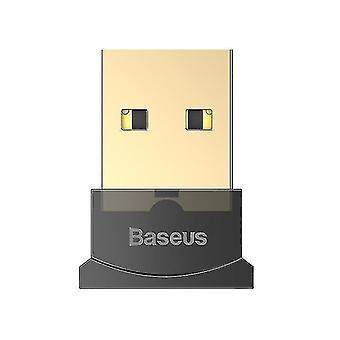 USB Bluetooth 4.0 adapter, Bluetooth receiver,Bluetooth signal converter transmitter(Black)