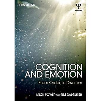 Cognition and Emotion: From�Order to Disorder