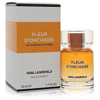 Fleur D'orchidee By Karl Lagerfeld Eau De Parfum Spray 1.7 Oz (women)