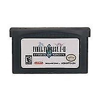 32 Bit Video Game Cartridge Console Card Final Fantas Series